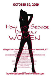 How to Seduce Difficult Women showtimes and tickets