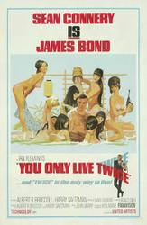Dr. No / You Only Live Twice showtimes and tickets