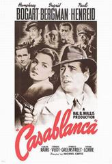 Casablanca / Double Indemnity showtimes and tickets