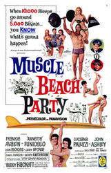 Muscle Beach Party / Beach Blanket Bingo showtimes and tickets