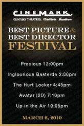Best Picture & Best Director Festival showtimes and tickets