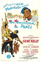 An American In Paris / The Young Girls of Rochefort showtimes and tickets