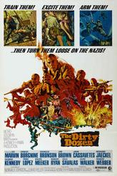 The Dirty Dozen / Attack (1967) showtimes and tickets