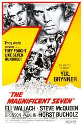 The Magnificent Seven / Junior Bonner showtimes and tickets