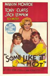 Some Like It Hot / Avanti! showtimes and tickets