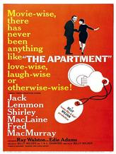 The Apartment / Irma La Douce showtimes and tickets