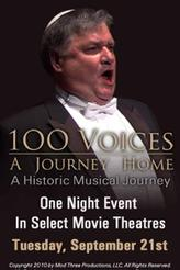 100 Voices: A Journey Home showtimes and tickets