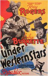 Under Western Stars / South of the Border showtimes and tickets