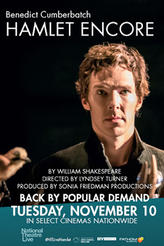 NT Live: Hamlet (2015) showtimes and tickets