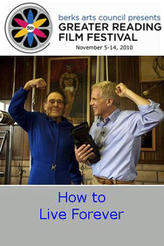 GR: HOW TO LIVE FOREVER showtimes and tickets