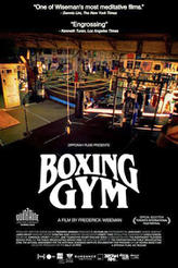 Boxing Gym showtimes and tickets