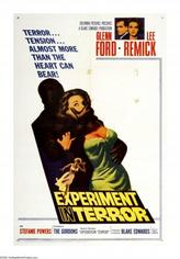 Experiments in Terror/Die Die showtimes and tickets