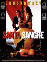 SANTA SANGRE/FANDO AND LIS showtimes and tickets