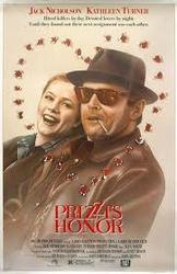 Prizzi's Honor / The Dead showtimes and tickets