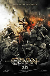 Conan the Barbarian 3D showtimes and tickets