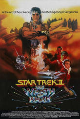 Star Trek II: The Wrath of Khan / Star Trek III: The Search for Spock showtimes and tickets