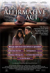 An Affirmative Act showtimes and tickets