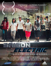 Saigon Electric showtimes and tickets
