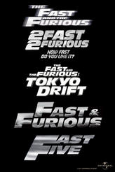 Fast & Furious Marathon (2011) showtimes and tickets