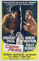 Cape Fear (1962)/On Dangerous Ground showtimes and tickets
