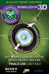 Wimbledon Live in 3D: Men's Finals showtimes and tickets