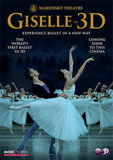 Giselle in 3D showtimes and tickets