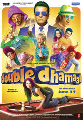 Double Dhamaal showtimes and tickets