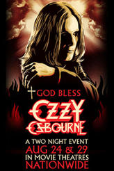 God Bless Ozzy Osbourne showtimes and tickets
