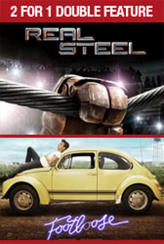 2 for 1 - Real Steel / Footloose showtimes and tickets