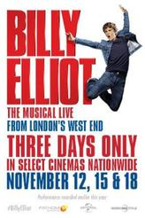 Billy Elliot: The Musical showtimes and tickets