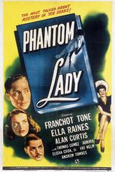 Phantom Lady / Black Angel / The Window showtimes and tickets
