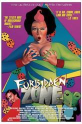 Forbidden Zone / The American Astronaut showtimes and tickets