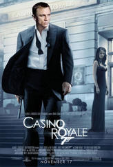 Casino Royale / Quantum of Solace showtimes and tickets