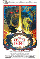Alamo Drafthouse & Fandango Present – The Summer of 1982: The Secret of Nimh showtimes and tickets