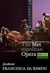 The Metropolitan Opera: Francesca da Rimini Encore showtimes and tickets