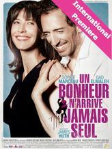 Un Bonheur N'arrive Jamais Seul showtimes and tickets