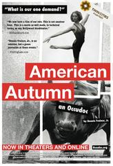 American Autumn: An Occudoc  showtimes and tickets