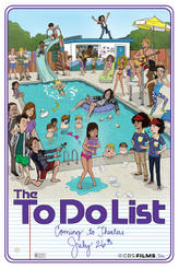 The To Do List showtimes and tickets