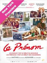 Le Prénom showtimes and tickets
