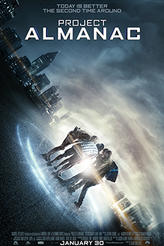 Project Almanac showtimes and tickets