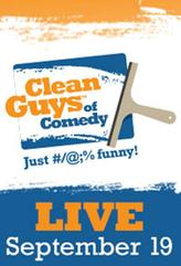 Clean Guys of Comedy showtimes and tickets