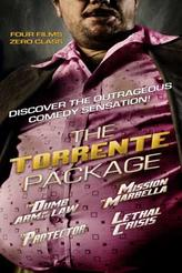 The Torrente Package showtimes and tickets