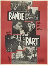 Band of Outsiders / Vivre Sa Vie showtimes and tickets