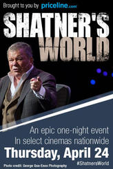Shatner's World showtimes and tickets