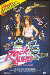 Voyage of the Rock Aliens showtimes and tickets