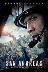 San Andreas showtimes and tickets