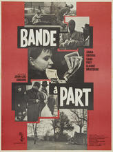 BAND OF OUTSIDERS / WEEKEND showtimes and tickets