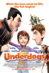 Underdogs showtimes and tickets
