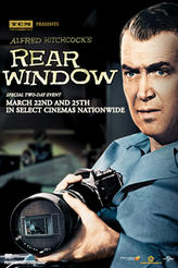 TCM Presents Rear Window showtimes and tickets