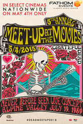 Grateful Dead Meet Up 2015 showtimes and tickets